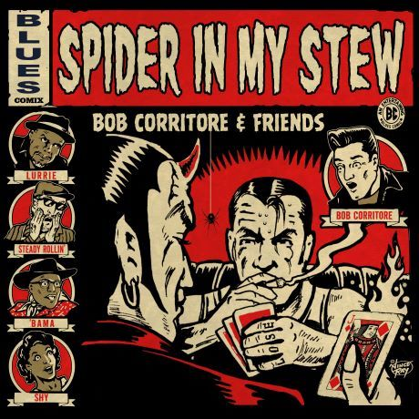 Bob Corritore Spider in my Stew jpg