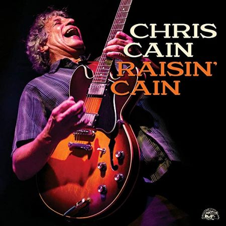 Chris Cain Raisin Cain