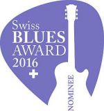 Swiss Blues Award 2016 Nominee logo